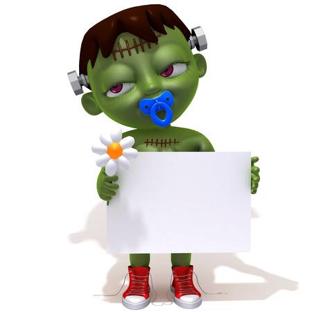 Baby Jake Frankenstein photo