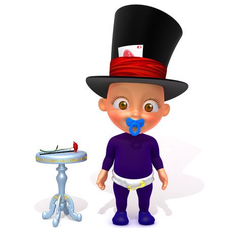mammy: Baby Jake magician