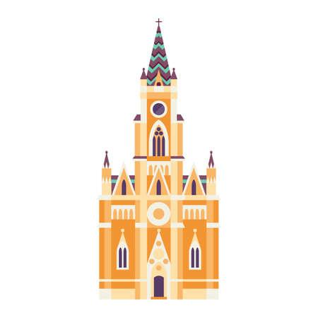 Novi Sad Church of the Name of Mary Imagens - 166722631
