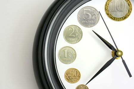 roubles: Time is money