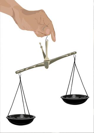 validez: Uno de los más antiguos dispositivos para la medición exacta del peso