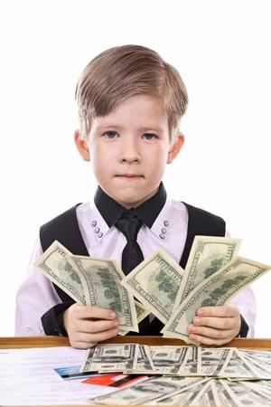 financier: Child s game - banker, financier