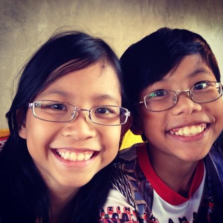 boy underwear: Boy and girl in thailand ,asian