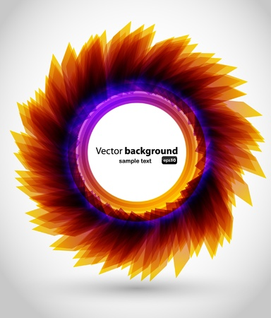 Modern color background  Stock Vector - 10077619