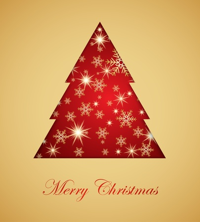Christmas tree Stock Vector - 10793961