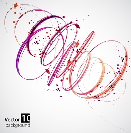 Abstract Background. Vector Stock Vector - 12175108