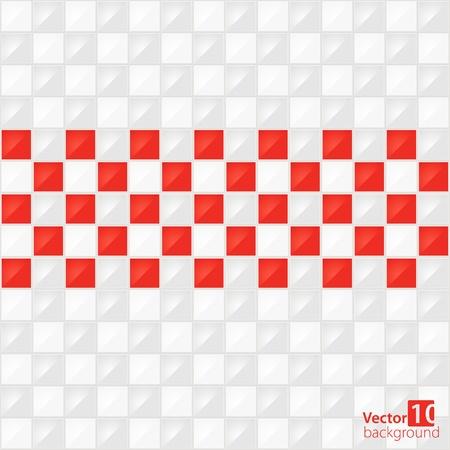 pix: Abstract pixel background  Vector