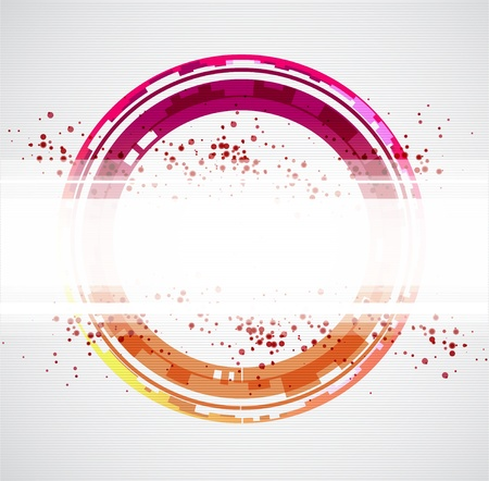 covet: Abstract color background  Vector