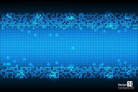 Abstract pixel background  Vector Vector