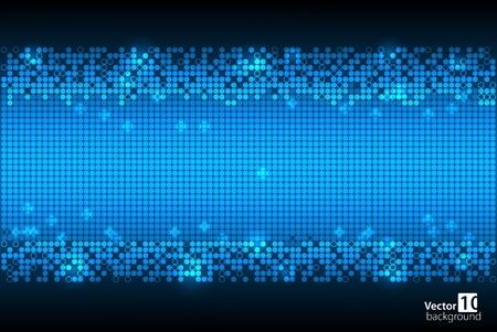 Abstract pixel background  Vector Stock Vector - 12868079