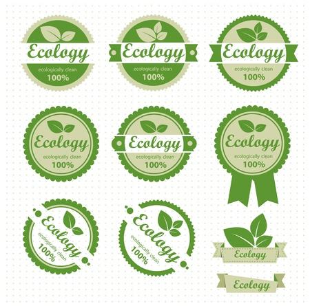 Conjunto lable Eco