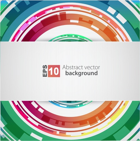 Abstract background Stock Vector - 13009352