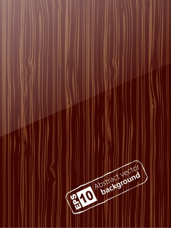 furniture detail: Wooden background  Vector