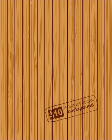 Wooden background  Vector Stock Vector - 13721682