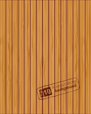 Wooden background  Vector Stock Vector - 13721682