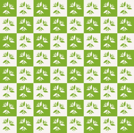 outage: Tea pattern  Vector