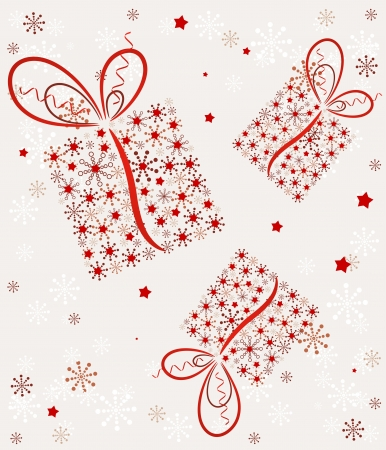 Christmas background. vector Vector
