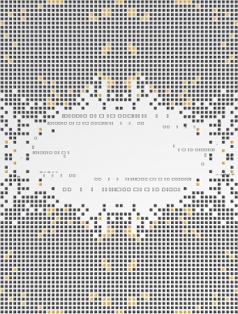 Abstract pixel background. Stock Vector - 17255758