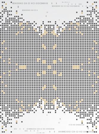 pix: Abstract pixel background  Illustration