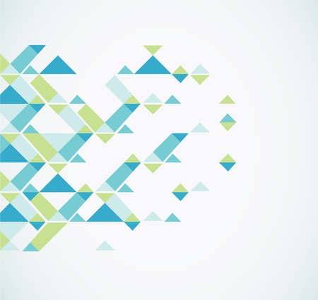 minimalist: Geometric Abstract Background Illustration