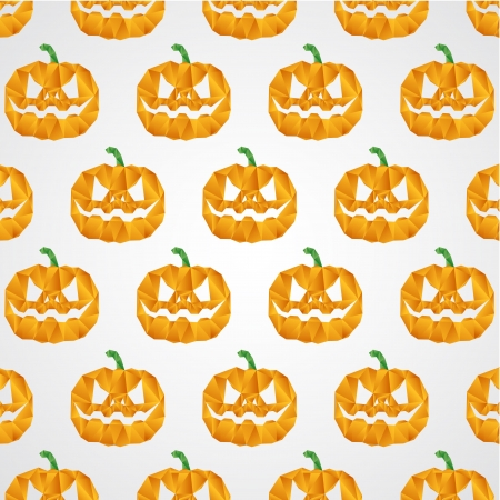 Halloween pattern. Vector