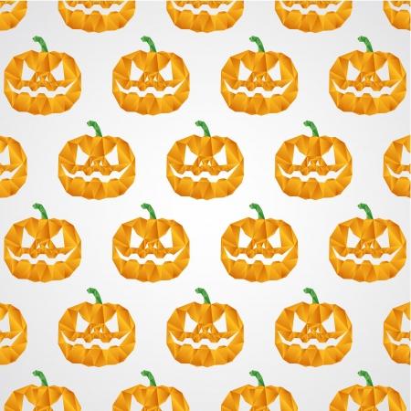 halloween pattern: Halloween pattern. Illustration