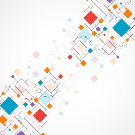lineas rectas: Fondo de tecnolog?a abstracto