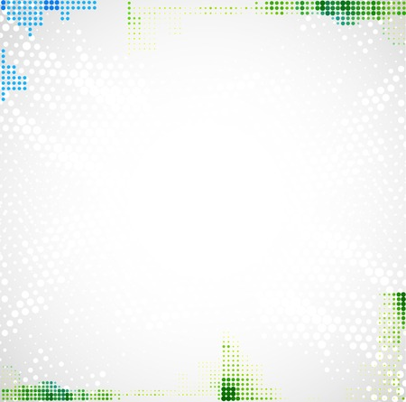 color tone: Abstract dotted background for your business