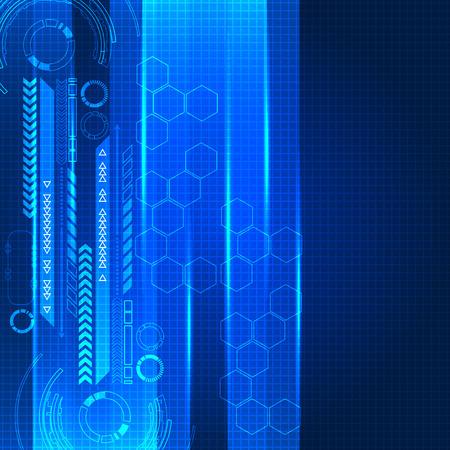 redes electricas: De ingeniería abstracto tecnología del futuro fondo