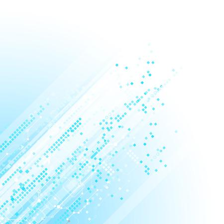 modern wallpaper: Abstract technology business template background. Vector