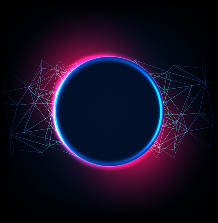 Abstract technology concept  background. Vector illustration Vectores