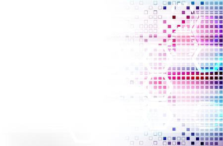 Abstract technology background. Futuristic style. Vector illustration 일러스트