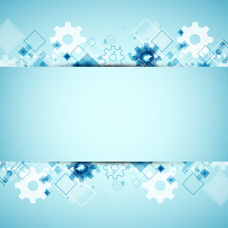 abstract business: Abstract technology business template background. Vector