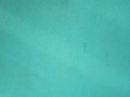 Smooth surface blue cement wall background in vintage style for graphic design or wallpaper
