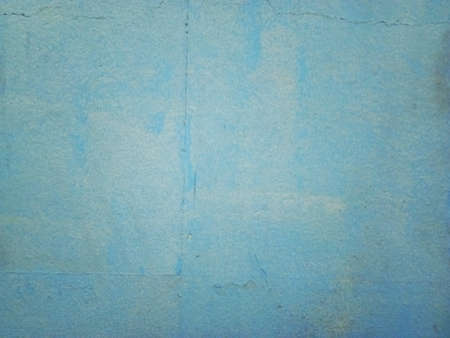 Old blue cement wall background in vintage style for graphic design or wallpaper