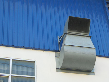 air duct: air duct