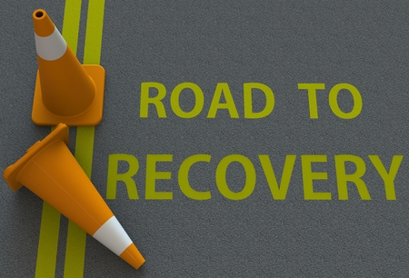 road to recovery: Road to Recovery, message on the road