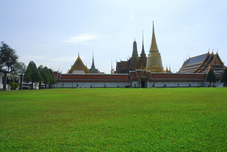 The Palaces of thailand