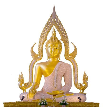 Buddha statue at the temple Lumpoon ,Thailand Stock Photo - 13205311