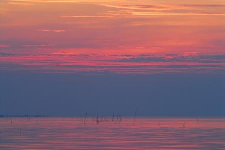 Colourful at the sea  Stock Photo