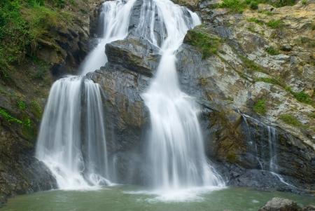 Krungching waterfall,South of Thailand. photo