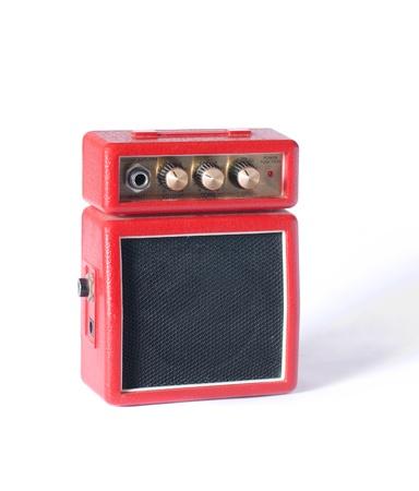 superdirecta: amplificador de guitarra