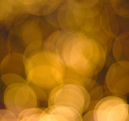 abstract of bokeh photo