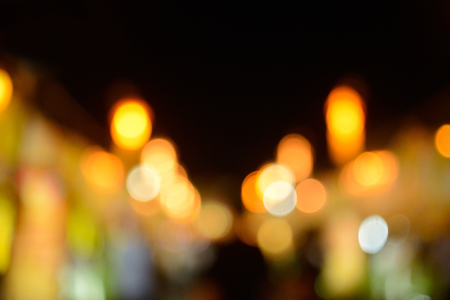 Circle of light for background. Stock Photo