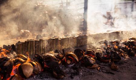 hotness: Burning the rice lam
