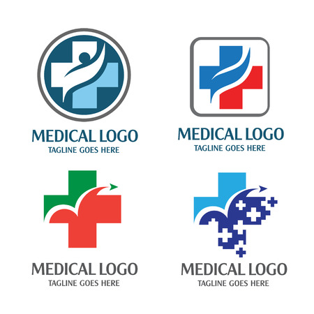 Medical logo Ilustrace