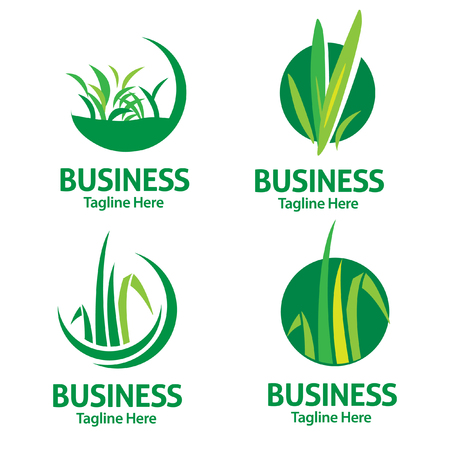 trees services: Lawn care logo