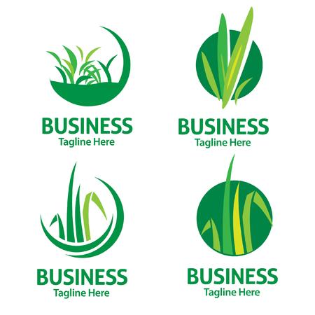Lawn care logo