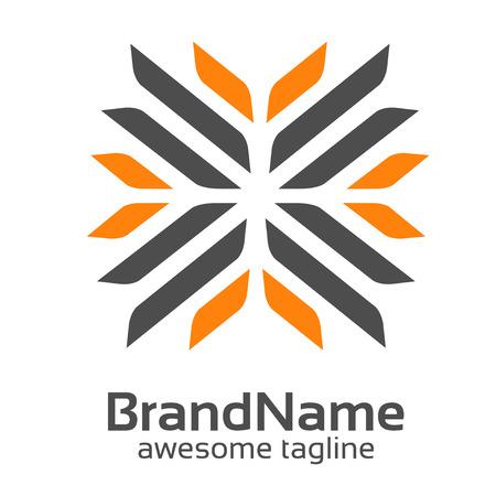 driven: fancy logo  letter X