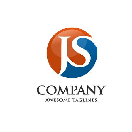js: letter J and S, J, S, Letter J,js letter vector